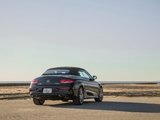 Mercedes-Benz C 300 4MATIC Cabriolet AMG Line North America (C205) 2016 photos