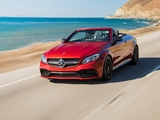 Mercedes-AMG C 63 S Cabriolet North America (A205) 2016 photos