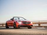 Mercedes-AMG C 63 S Cabriolet North America (A205) 2016 photos
