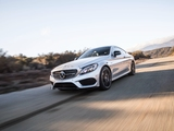Mercedes-AMG C 43 4MATIC Coupé North America (C205) 2016 photos