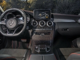 Mercedes-AMG C 43 4MATIC North America (W205) 2016 pictures