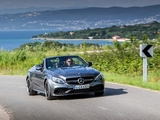 Mercedes-AMG C 63 S Cabriolet (A205) 2016 pictures