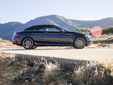 Mercedes-AMG C 43 4MATIC Cabriolet North America (A205) 2016 pictures