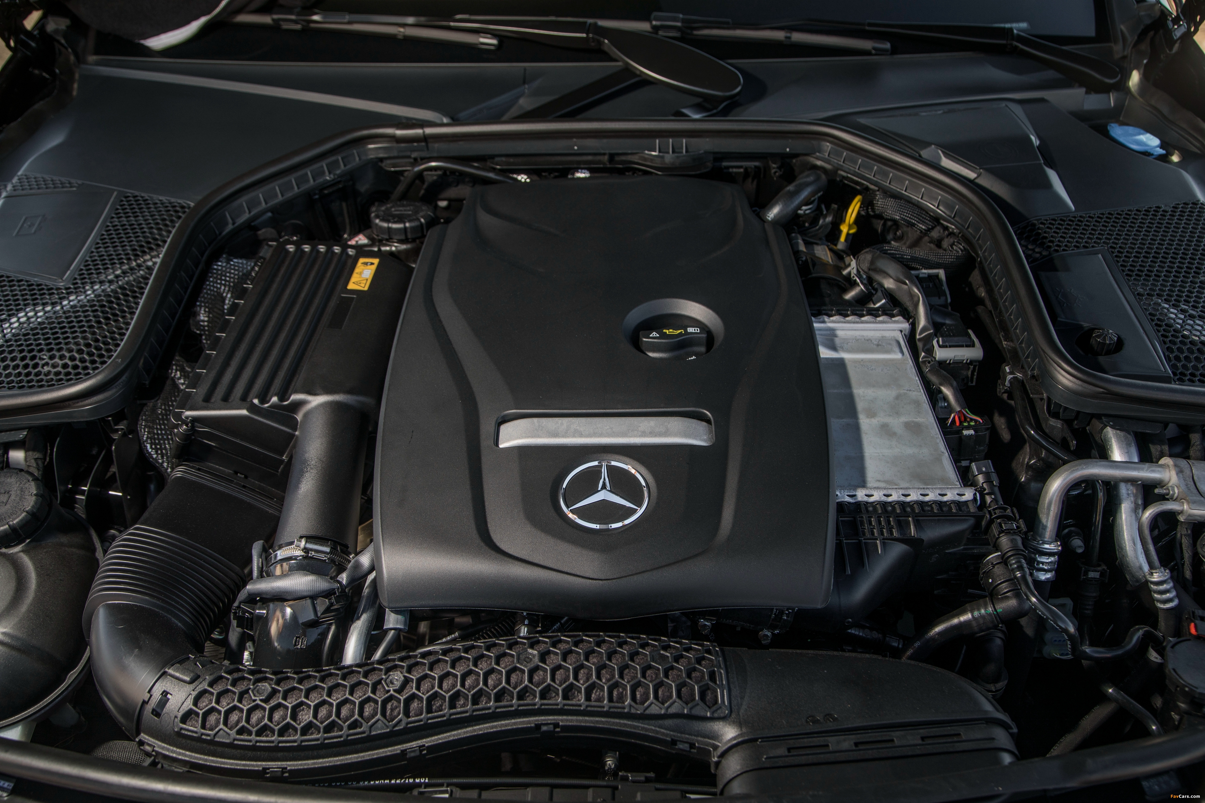 Mercedes-Benz C 300 4MATIC Cabriolet AMG Line North America (C205) 2016 wallpapers (4096 x 2731)