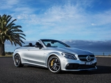 Mercedes-AMG C 63 S Cabriolet AU-spec (A205) 2016 wallpapers