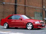 WALD Mercedes-Benz C-Klasse (W202) 1997–2000 pictures