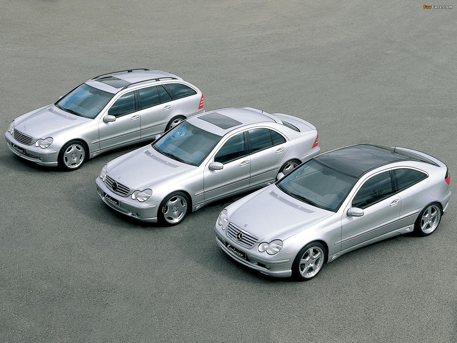 Lorinser Mercedes-Benz C-Klasse images (1600 x 1200)