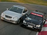 Mercedes-Benz C-Klasse 203 pictures