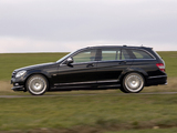Carlsson Mercedes-Benz C-Klasse Estate (S204) 2008 wallpapers
