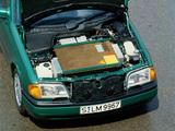 Mercedes-Benz C-Klasse Elektroantrieb (W202) images
