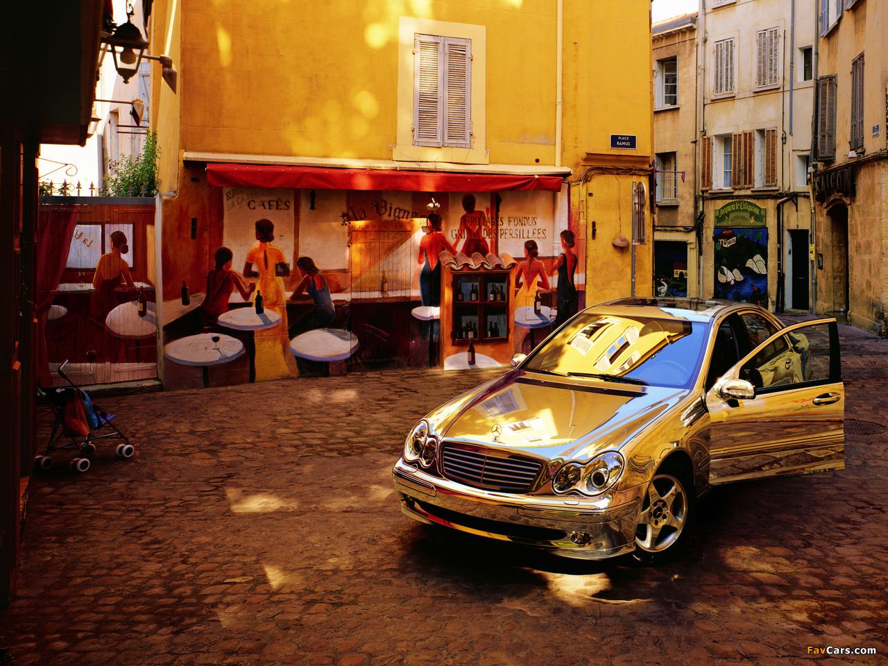 Mercedes-Benz C-Klasse 203 images (1280 x 960)