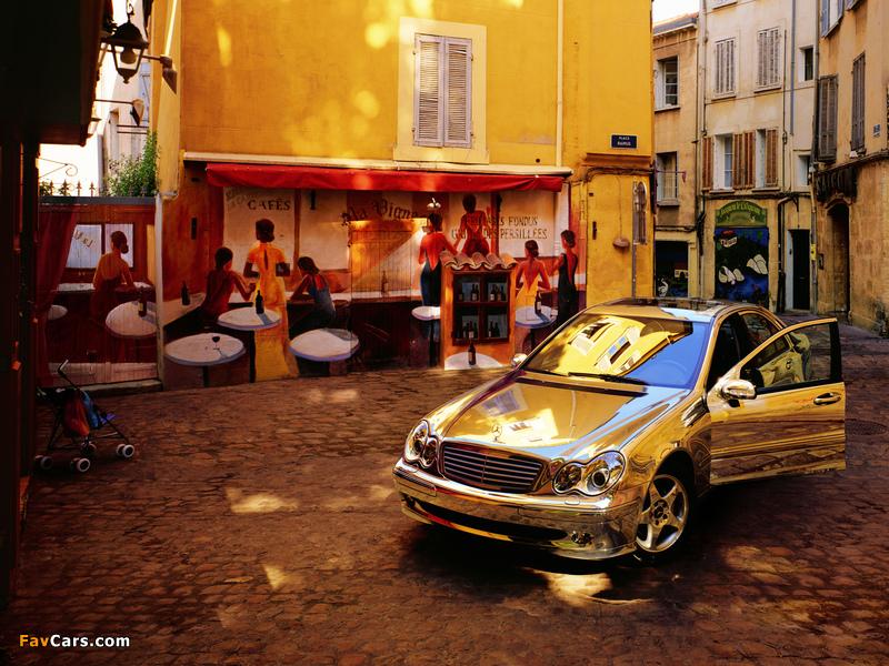 Mercedes-Benz C-Klasse 203 images (800 x 600)