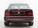 Photos of Mercedes-Benz C 43 AMG UK-spec (W202) 1997–2000