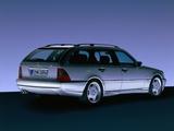 Photos of Mercedes-Benz C 43 AMG Estate (S202) 1997–2000