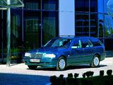 Photos of Mercedes-Benz C 240 Estate (S202) 1997–2001