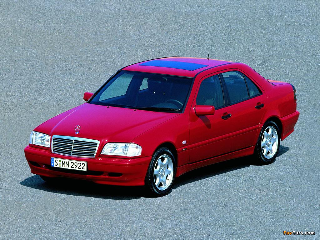 Photos of Mercedes-Benz C 240 (W202) 1997–2000 (1024 x 768)
