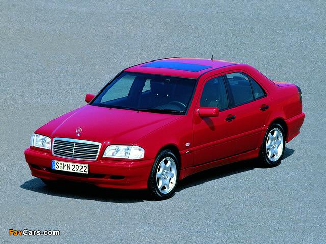 Photos of Mercedes-Benz C 240 (W202) 1997–2000 (640 x 480)