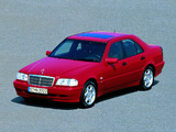 Photos of Mercedes-Benz C 240 (W202) 1997–2000