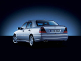 Photos of Mercedes-Benz C 43 AMG (W202) 1997–2000