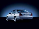 Photos of Mercedes-Benz C 43 AMG (W202) 1997–2000