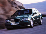 Photos of Mercedes-Benz C 230 Kompressor (W202) 1997–2000