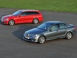 Photos of Mercedes-Benz C-Klasse 203