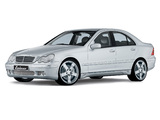 Photos of Lorinser Mercedes-Benz C-Klasse (W203) 2000–07