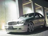Photos of WALD Mercedes-Benz C-Klasse (W203) 2000–05