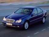 Photos of Mercedes-Benz C 270 CDI (W203) 2000–05