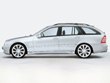 Photos of Lorinser Mercedes-Benz C-Klasse Estate (S203) 2001–07