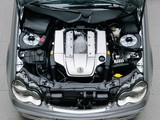Photos of Mercedes-Benz C 32 AMG (W203) 2001–04