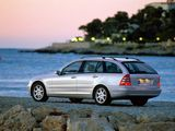 Photos of Mercedes-Benz C 270 CDI Estate (S203) 2001–05