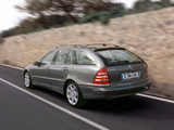 Photos of Mercedes-Benz C 320 CDI Estate (S203) 2002–07