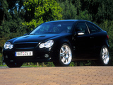Photos of Brabus C V8 Sportcoupe (C203) 2002