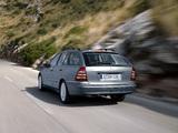 Photos of Mercedes-Benz C 320 CDI Estate (S203) 2002–07