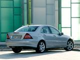 Photos of Mercedes-Benz C 320 CDI (W203) 2005–07