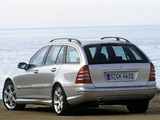 Photos of Mercedes-Benz C 350 Sport Edition Estate (S203) 2005–07