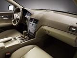 Photos of Mercedes-Benz C-Klasse (W204) 2007–11