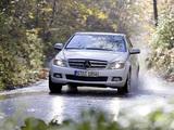 Photos of Mercedes-Benz C 350 4MATIC (W204) 2007–11
