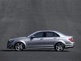 Photos of Mercedes-Benz C 63 AMG (W204) 2007–11