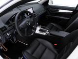 Photos of Brabus Mercedes-Benz C-Klasse (W204) 2007