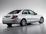 Photos of Mercedes-Benz C 200 CDI (W204) 2008–11