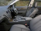 Photos of Mercedes-Benz C 220 CDI Estate UK-spec (S204) 2008–11