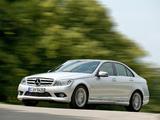 Photos of Mercedes-Benz C 250 CDI BlueEfficiency Sport (W204) 2008–11