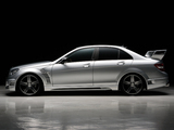 Photos of WALD Mercedes-Benz C-Klasse (W204) 2008