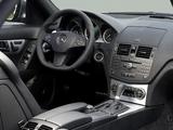 Photos of Mercedes-Benz C 63 AMG Estate (S204) 2008–11