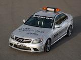 Photos of Mercedes-Benz C 63 AMG DTM Safety Car (W204) 2008