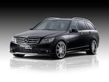 Photos of Piecha Design Mercedes-Benz C30 Estate (S204) 2009