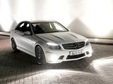 Photos of Mercedes-Benz C 63 AMG DR520 (W204) 2010
