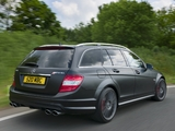 Photos of Mercedes-Benz C 63 AMG DR520 Estate (S204) 2010